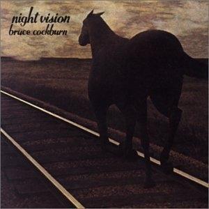 Night Vision album cover