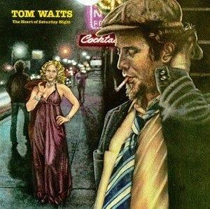 The Heart Of Saturday Night album cover