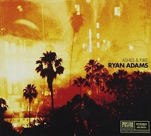 Ashes & Fire album cover