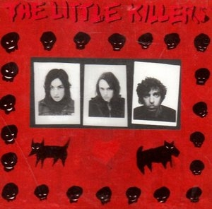 The Little Killers album cover