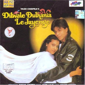 Dilwale Dulhania Le Jayenge album cover