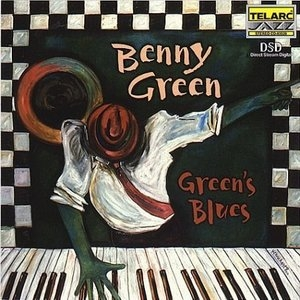 Green's Blues album cover