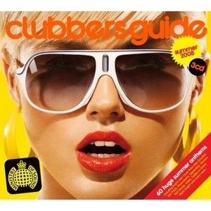 Ministry Of Sound: Clubbers Guide Summer 2008 album cover