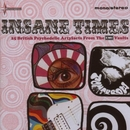 Insane Times: 25 British ... album cover