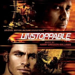Unstoppable (Original Motion Picture Soundtrack) album cover
