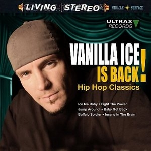 Ice Is Back: Hip Hop Classics album cover