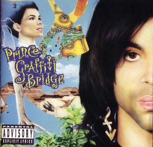 Music From Graffiti Bridge album cover