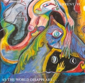 As The World Disappears album cover