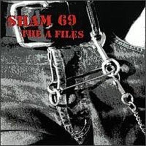 The A Files album cover