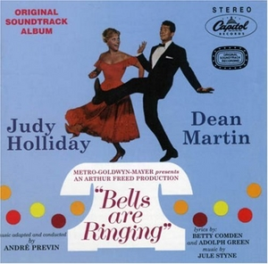 Bells Are Ringing  (Original Soundtrack Album) album cover