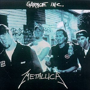 Garage, Inc. album cover