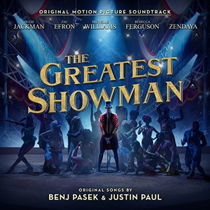 The Greatest Showman (Original Motion Picture Soundtrack) album cover