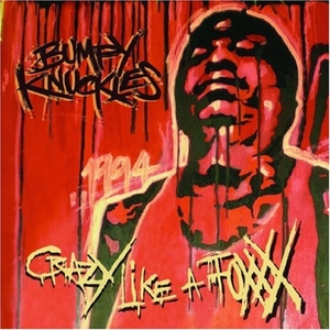 Crazy Like A Foxxx album cover