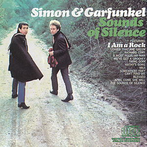Sounds Of Silence album cover