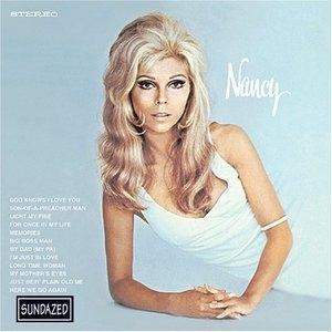 Nancy album cover