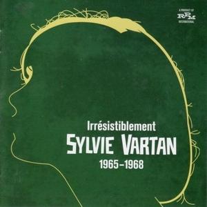 Irresistiblement: Sylvie Vartan 1965-1968 album cover