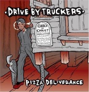 Pizza Deliverance album cover
