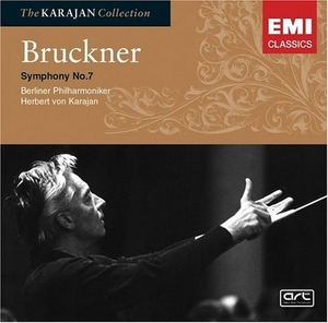 Bruckner: Symphony No.7 album cover