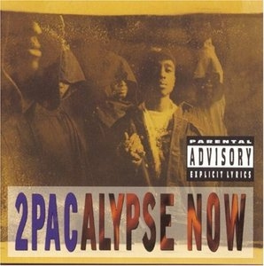2Pacalypse Now album cover