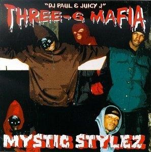 Mystic Stylez album cover