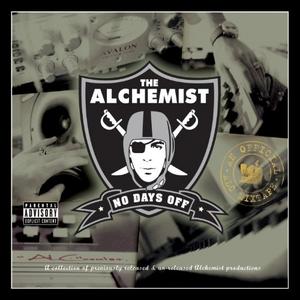 No Days Off album cover