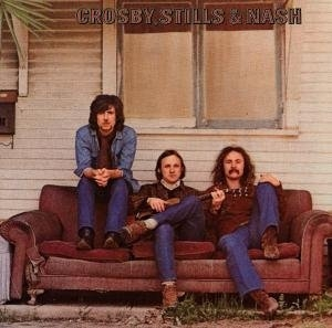 Crosby Stills And Nash album cover