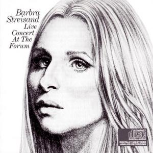 Live Concert At The Forum album cover
