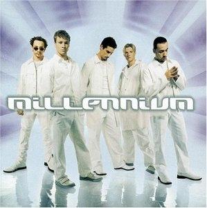 Millennium album cover