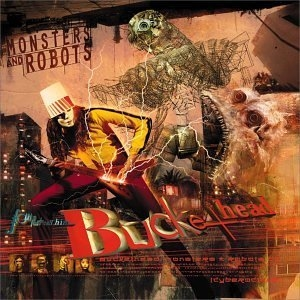 Monsters And Robots album cover