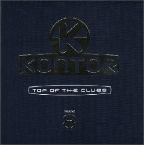 Kontor: Top Of The Clubs Vol.8 album cover