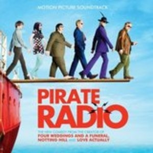 Pirate Radio: Motion Picture Soundtrack album cover