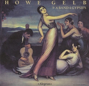 Alegrías album cover