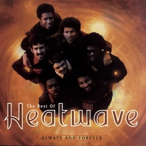 Always And Forever: The Best Of Heatwave album cover