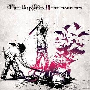 Life Starts Now album cover