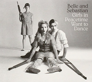Girls In Peacetime Want To Dance album cover