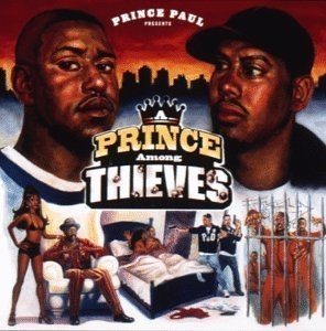 A Prince Among Thieves album cover