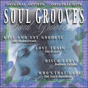 Soul Grooves Vol.1 (Platinum) album cover