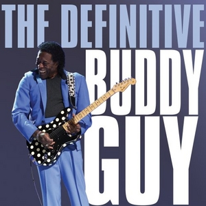 The Definitive Buddy Guy album cover
