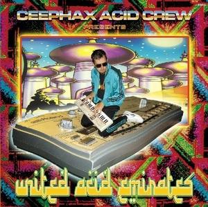 United Acid Emirates album cover