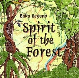 Spirit Of The Forest album cover