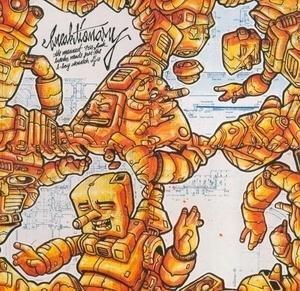 Breaktionary album cover