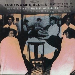 Four Women Blues album cover