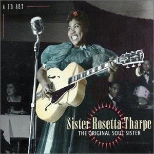 The Original Soul Sister album cover