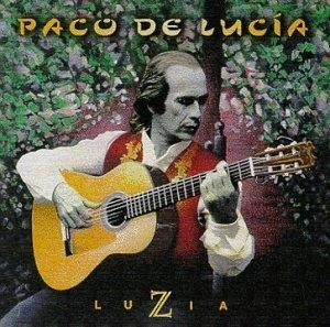 Luzia album cover