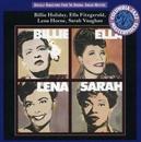 Billie, Ella, Lena, Sarah album cover