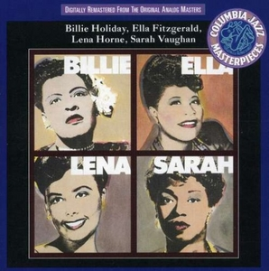 Billie, Ella, Lena, Sarah album cover