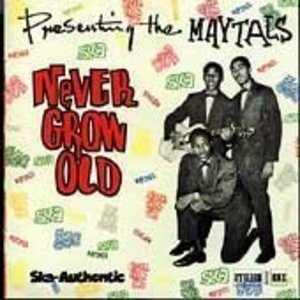 Never Grow Old album cover