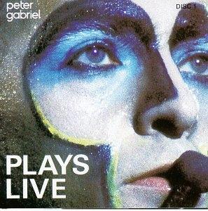 Plays Live album cover