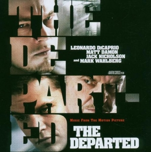The Departed: Music From The Motion Picture album cover
