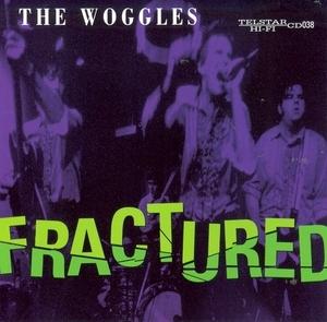 Fractured album cover
